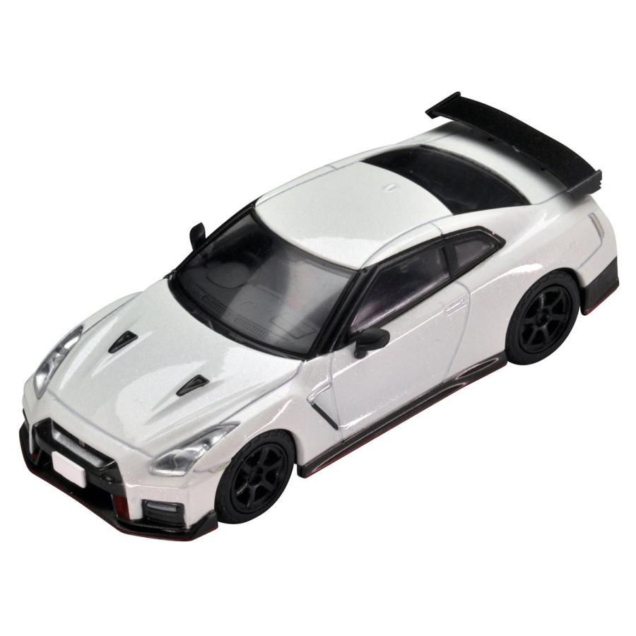 トミカリミテッドヴィンテージ ネオ 1/64 LV-N153a 日産GT-R ニスモ 2017モデル 白 完成品