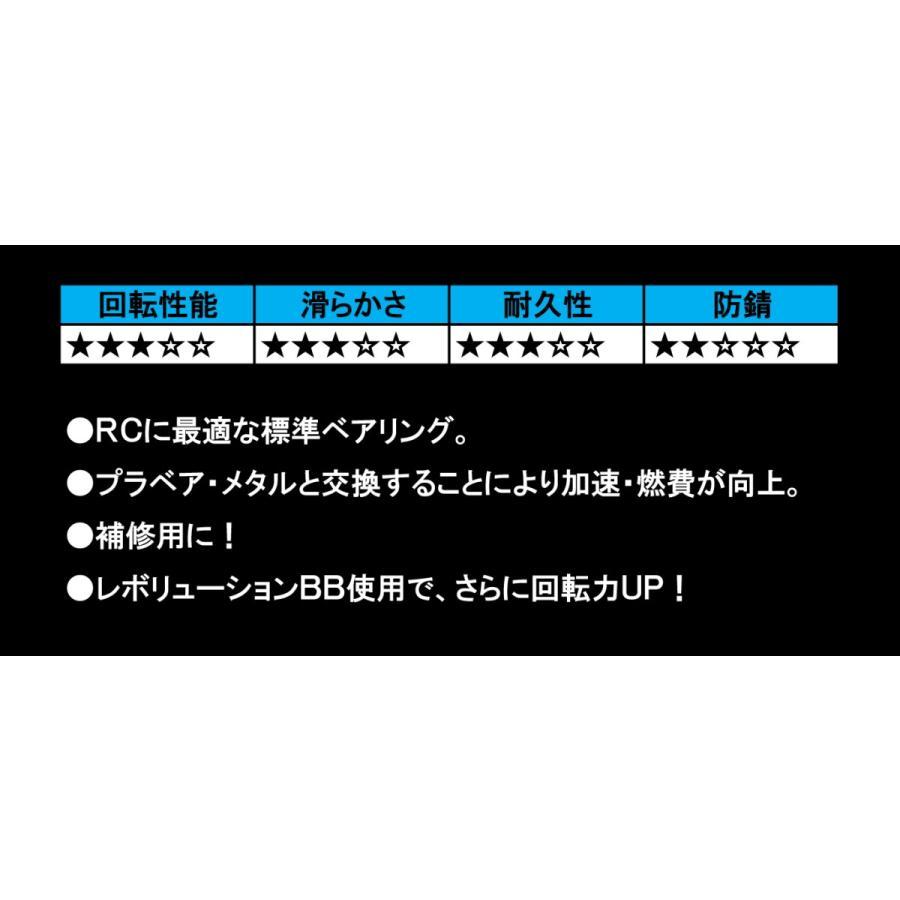 ラジコン用ベアリングキット TAMIYA(タミヤ) ワイルドワンオフローダー/アタックバギー2011 yzcraft2011 02