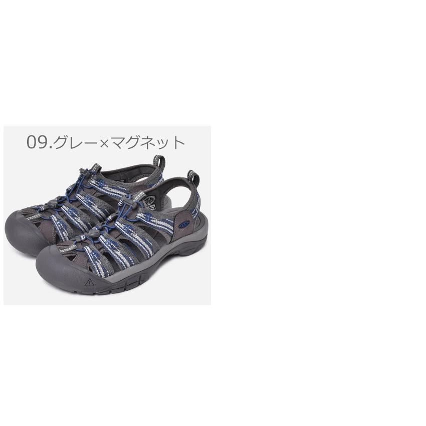 キーン サンダル メンズ ニューポート H2 KEEN アウトドア レジャー ブラック 黒 ネイビー スポサン|z-craft|07
