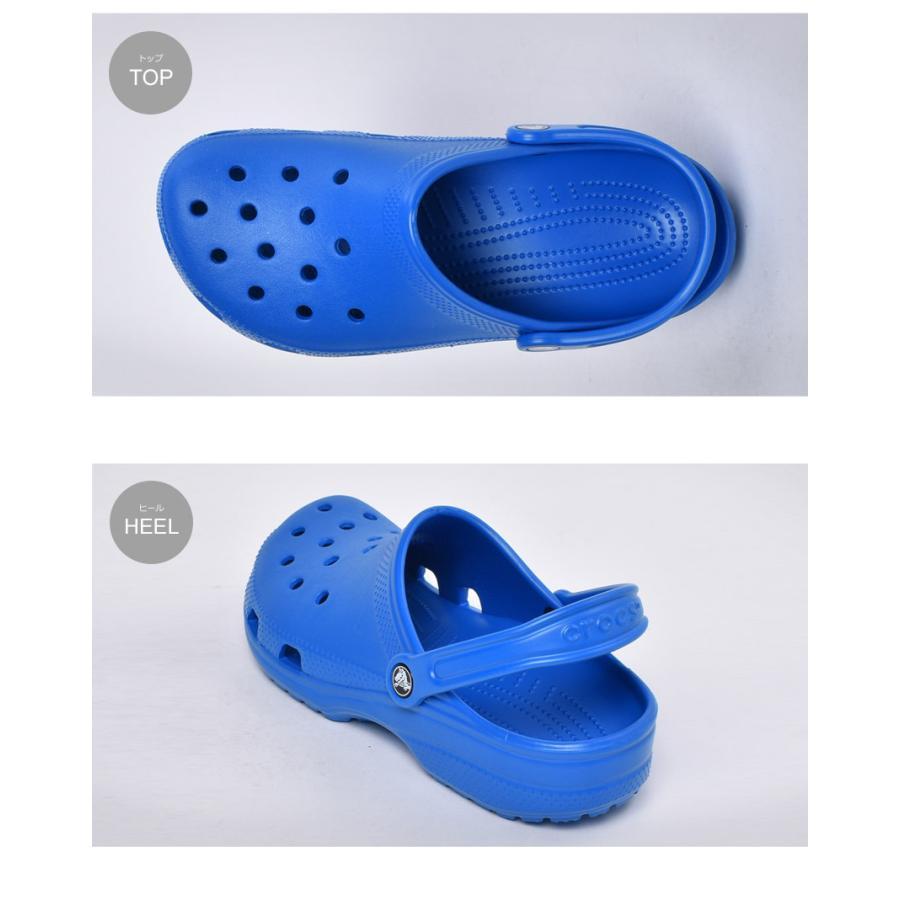 CROCS クロックス サンダル クラシック CLASSIC 10001 メンズ レディース 男女兼用 つっかけ 靴 父の日|z-craft|07
