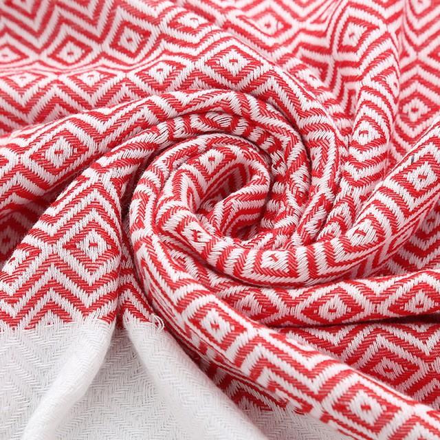 タオル ビーチタオル 大判 9カラー 大判 バスタオル 約100×180cm|z-fashion|04