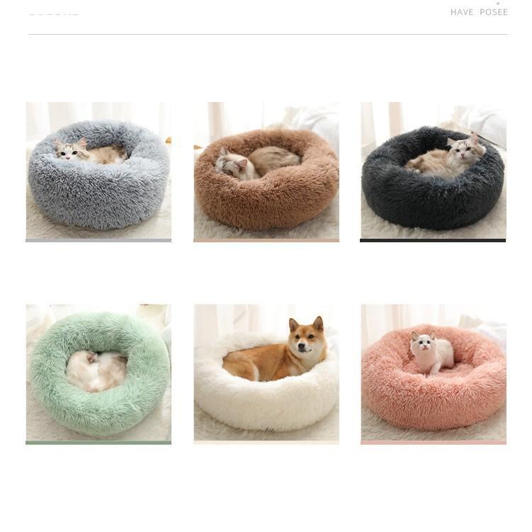 猫ベッド 冬 防寒 ペットベッド 寝床 猫 クッション ペット用品 ネコ ベッド 室内 あったか おしゃれ 犬ベッド 小型犬 保温 四季|z-fashion|04