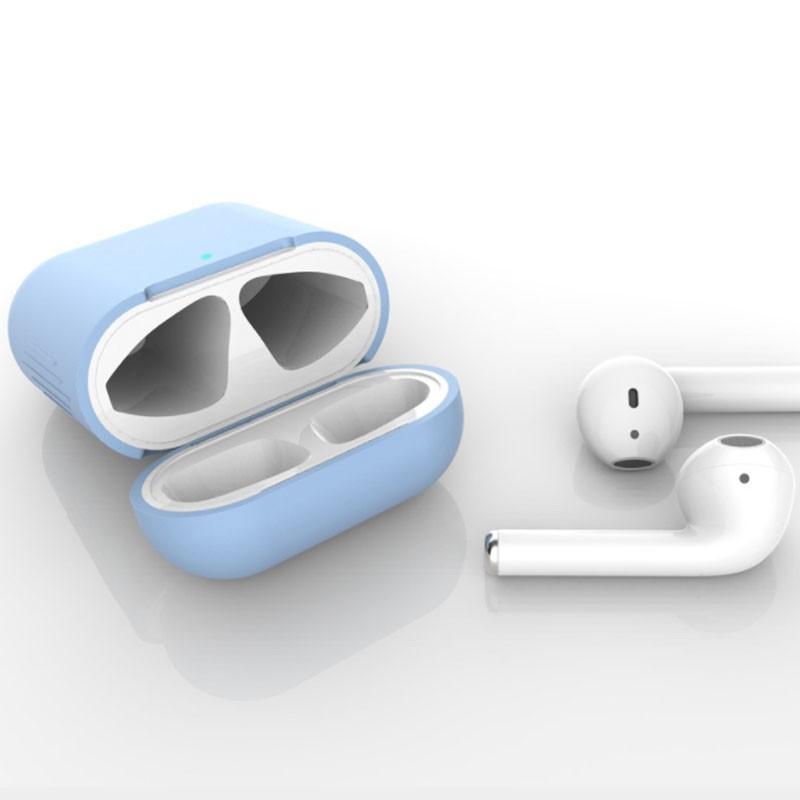 イヤホンケース AirPods 2 ケース カバー シリコン APPLE アップル イヤホン AirPods1 収納カバー 収納ケース|z-fashion|03