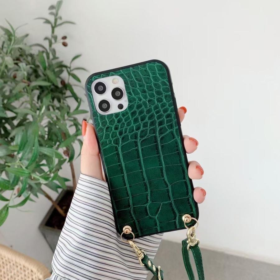 スマホケース iphone12 Pro Max 首掛け 可愛い アイフォン12 プロ マックス ストラップ付き 落下防止 カバー|z-fashion|04