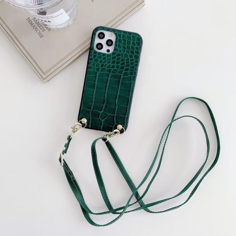 スマホケース iphone12 Pro Max 首掛け 可愛い アイフォン12 プロ マックス ストラップ付き 落下防止 カバー|z-fashion|06