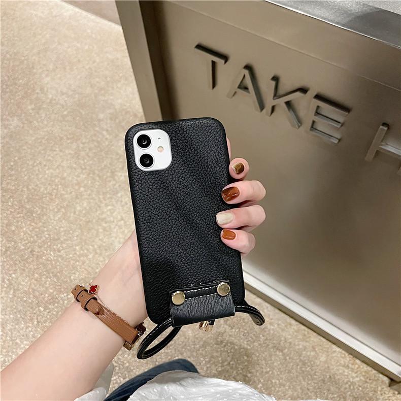 スマホケース カバー iphone12 Pro Max 首掛け 合皮 アイフォン12 iphone11 プロ マックス ストラップ付き 落下防止 カバー|z-fashion|08