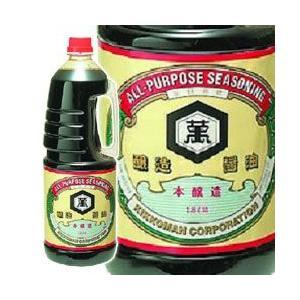 濃口醤油 1.8L キッコーマン しょうゆ ショウユ こいくち 調味料 汁 ダシ 和風 和食 業務用 [常温商品]