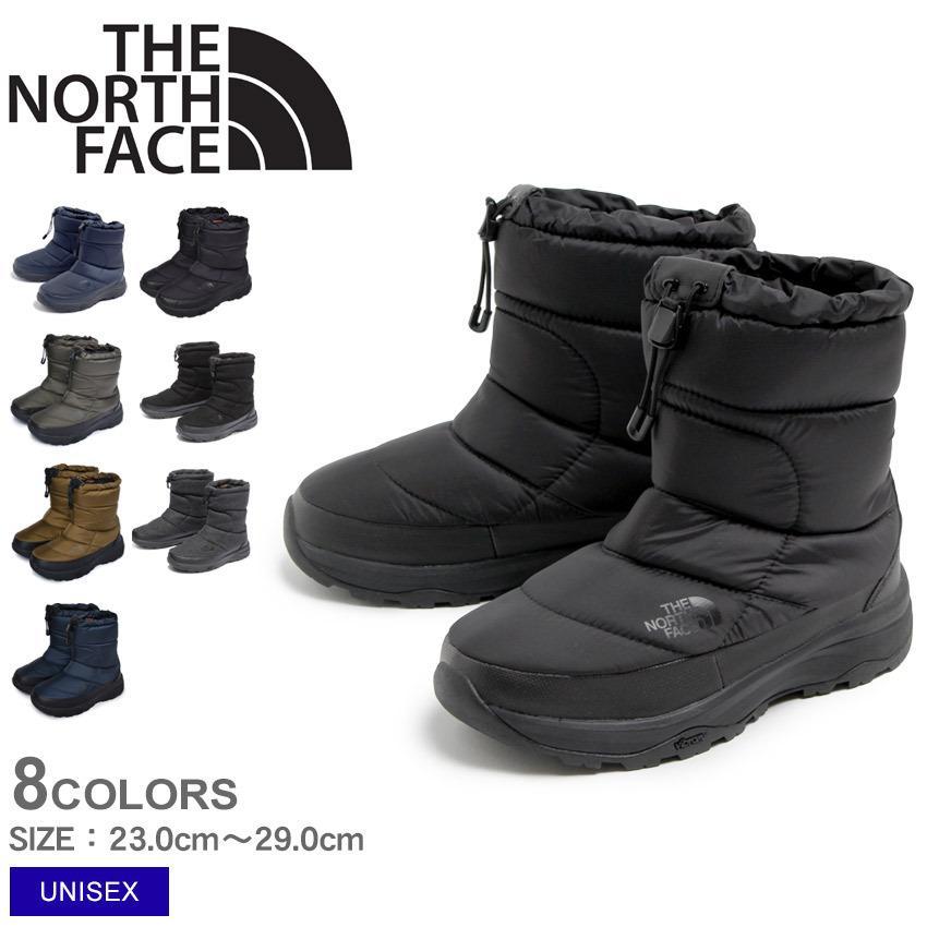 ノースフェイス THE NORTH FACE ブーツ レディース ウィンターブーツ ヌプシブーティー ウォータープルーフ VI NF51873 スノーブーツ アウトドア ブランド 靴
