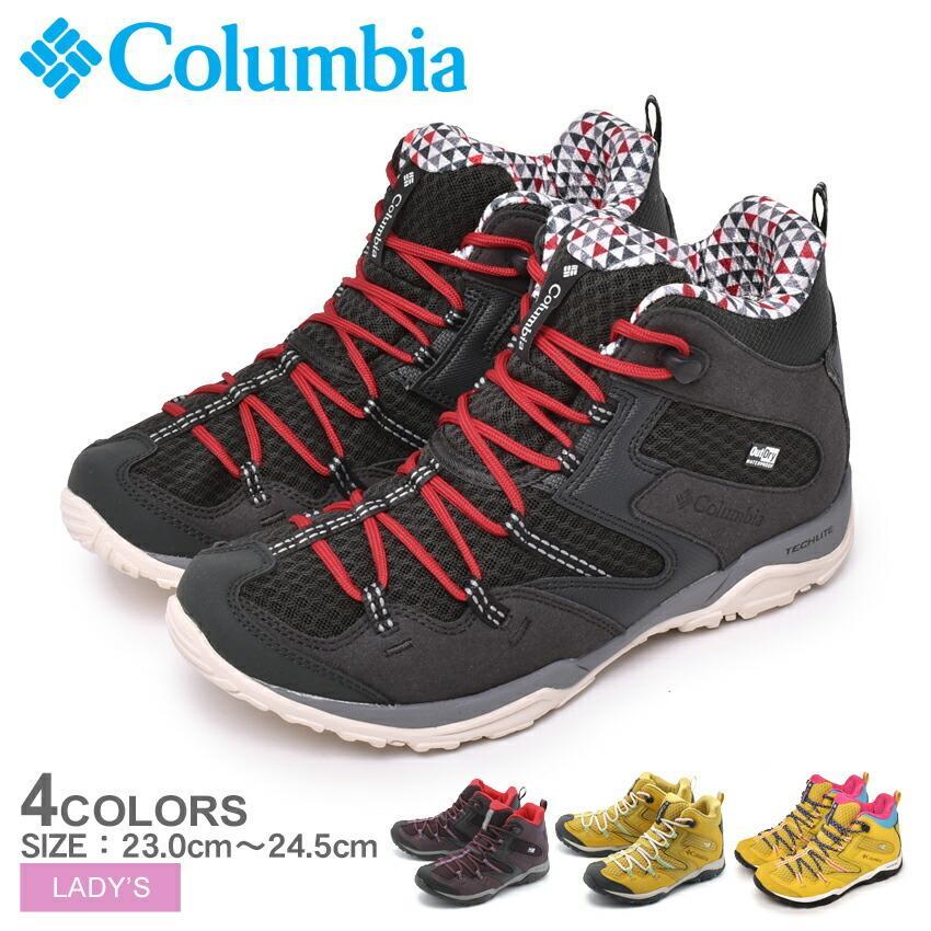 eb68af6c4f0eab COLUMBIA コロンビア トレッキングシューズ YL7463 レディース セイバー4 ...