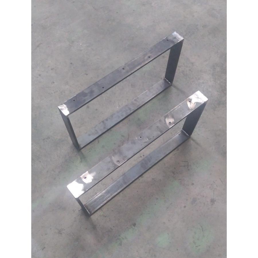 テーブル脚 アイアン パーツ DIY用 シンプルデザイン サイズオーダー|zacc|02