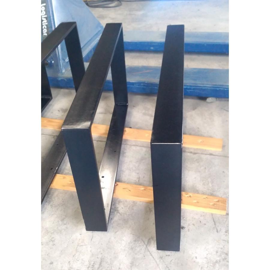 テーブル脚 アイアン パーツ DIY用 シンプルデザイン サイズオーダー|zacc|04