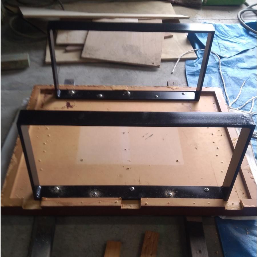 テーブル脚 アイアン パーツ DIY用 シンプルデザイン サイズオーダー|zacc|05