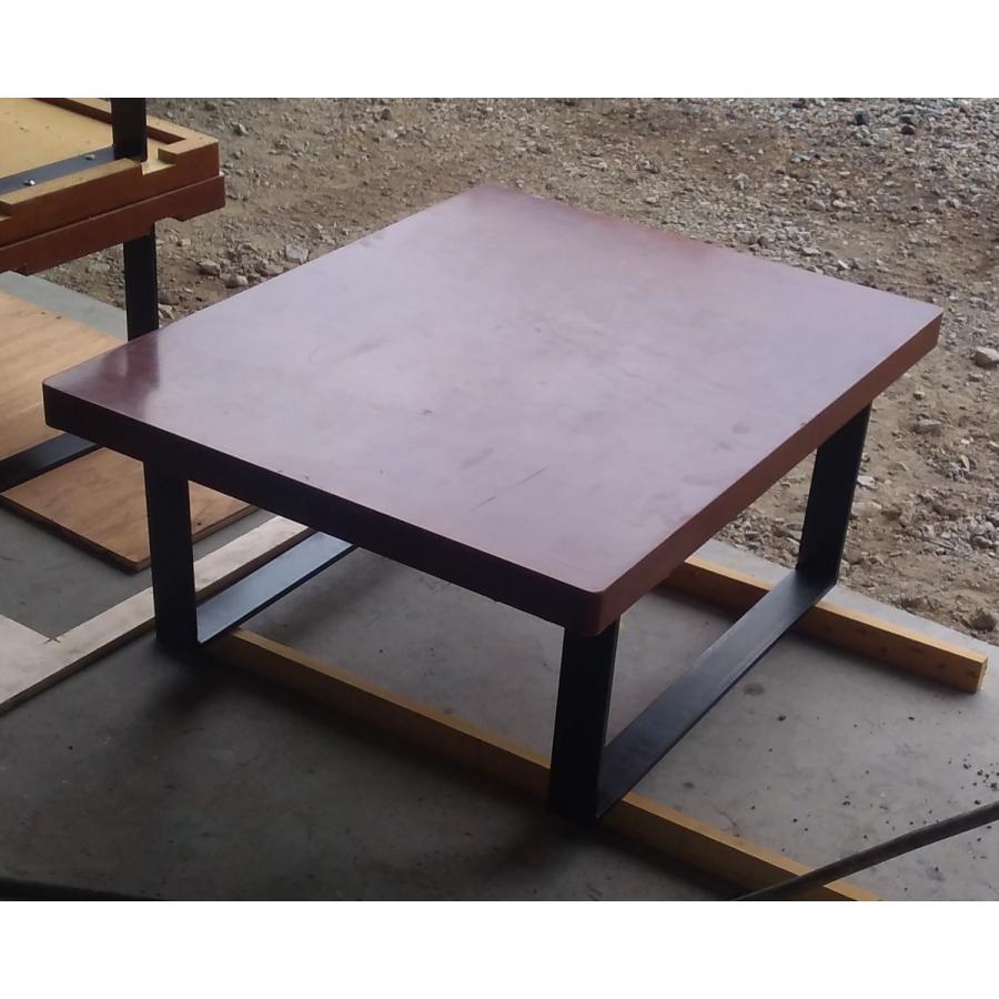 テーブル脚 アイアン パーツ DIY用 シンプルデザイン サイズオーダー|zacc|06