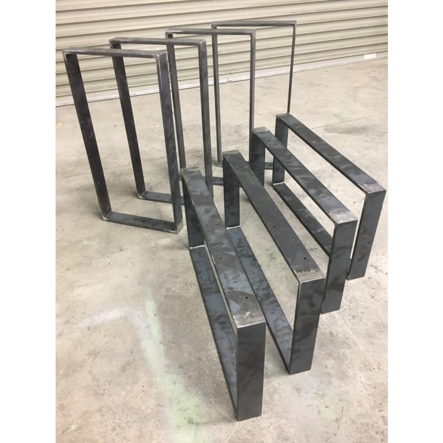 テーブル脚 アイアン パーツ DIY用 シンプルデザイン サイズオーダー|zacc|07