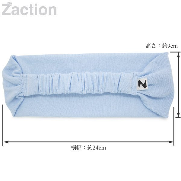 ヘアバンド メンズ レディース ヘアターバン 綿100 日本製 [M便 3/8]9|zaction|20