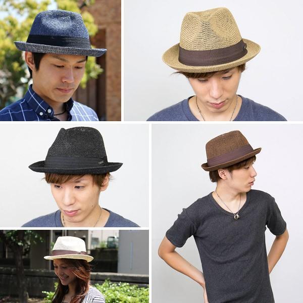 ハット 夏 麦わら帽子 メンズ|zaction|10