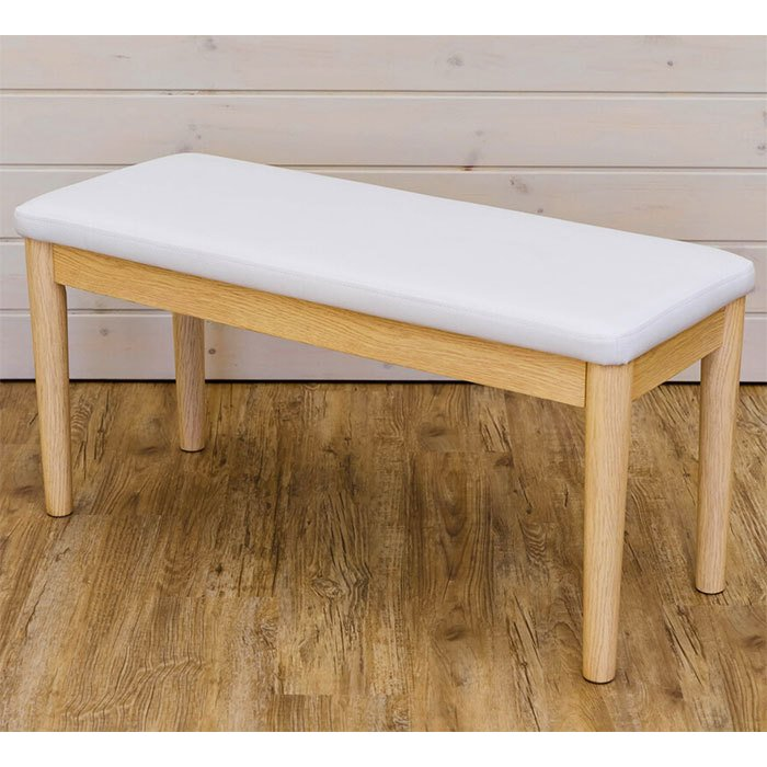 北欧風 ダイニングベンチ 幅86cm ベンチチェア シンプル 食卓ベンチ 食卓椅子 長椅子 ベンチチェアー 天然木製 zak-kagu 03