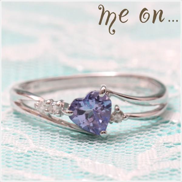 公式の  【me【me on...】K18ホワイトゴールド・タンザナイト&天然ダイヤモンド・デザインリング, 北海道家具:9116b885 --- airmodconsu.dominiotemporario.com
