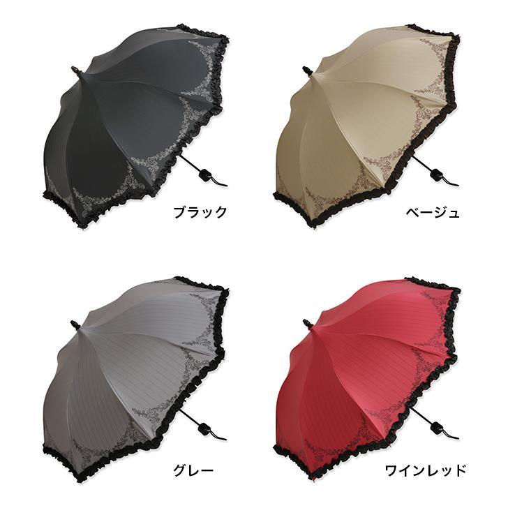 ルミエーブル トラディショナルクラウン(レディース 傘 おしゃれ パゴダ傘 日傘 日よけ ブランド 折り畳み傘 雨傘 レディース傘) zakka-nekoya 02