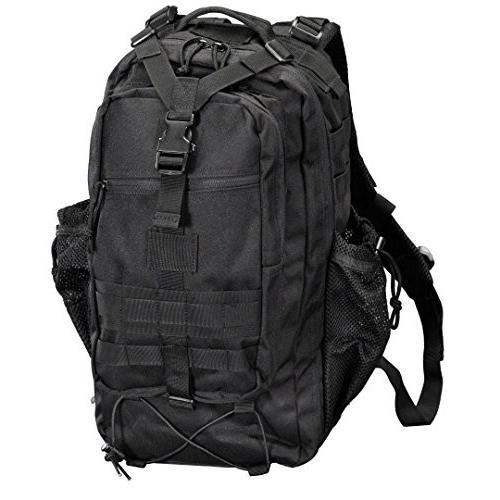 EMCO 457x254x229mmリュックサック 黒 EA927CE-7