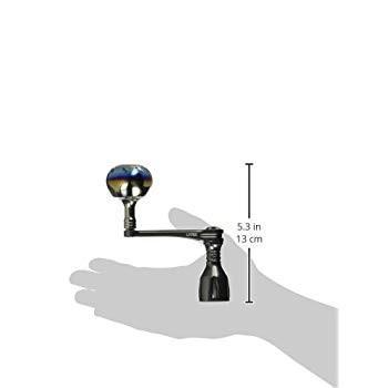LIVRE(リブレ) POWER78 ダイワ6000番~6500番用左右共通 (ガンメタP+チタンG)
