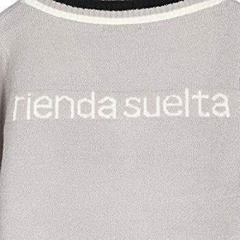 人気新品 リエンダスエルタゴルフ(Rienda Suelta Golf) ロゴウール Vネックプルオーバー レディース RS-30306041 ブラッ, ヤマジツ本舗 262511d0