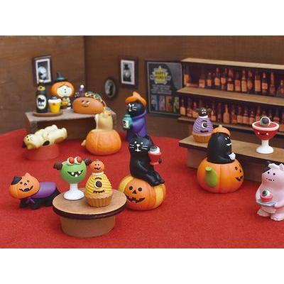 DECOLE concombre おばけかぼちゃ猫|zakkahibinene|02