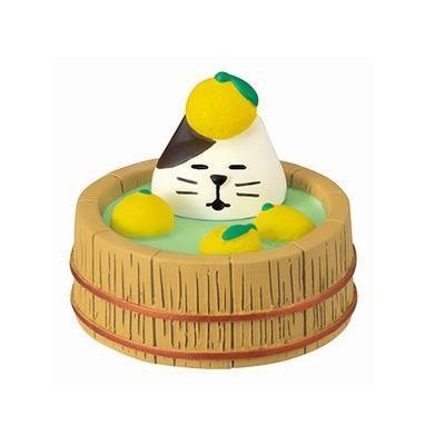 DECOLE concombre ゆず湯猫|zakkahibinene