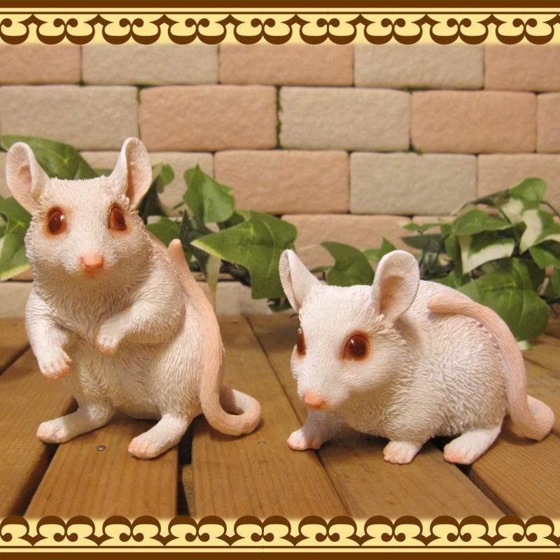 縁起 白 ネズミ