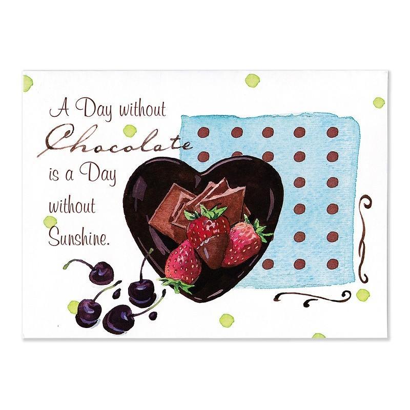 カード イラスト バレンタイン