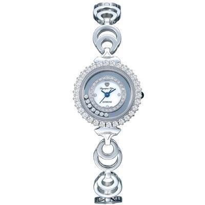 【超歓迎された】 OLYMPIA STAR(オリンピア スター) レディース 腕時計 OP-28018DLW-3, 製茶問屋 静岡茶園 cfbb98d4