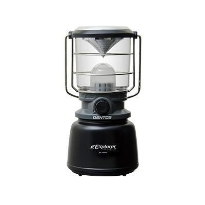 〔予約品〕GENTOS Explorerシリーズ LEDランタン EX-1300D