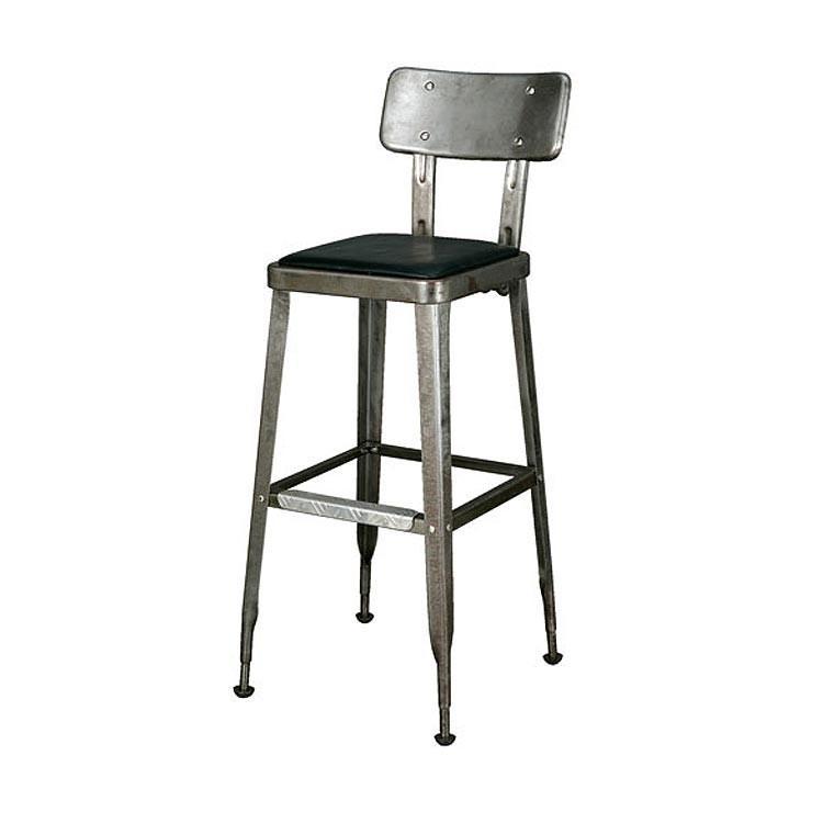 送料無料 STANDARD BAR CHAIR RAW ダルトン DULTON 椅子 おしゃれ インテリア アンティーク レトロ ダイニングチェア カウンターチェア