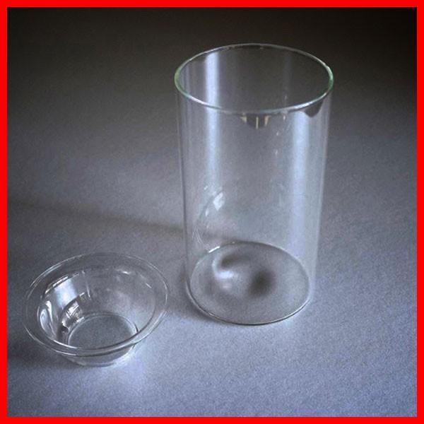 BULB VASE ショート&ロング セット 球根 水栽培 ガラス容器 花瓶 ガラスケース 鉢 フラワーベース おしゃれ|zakkayafree|03