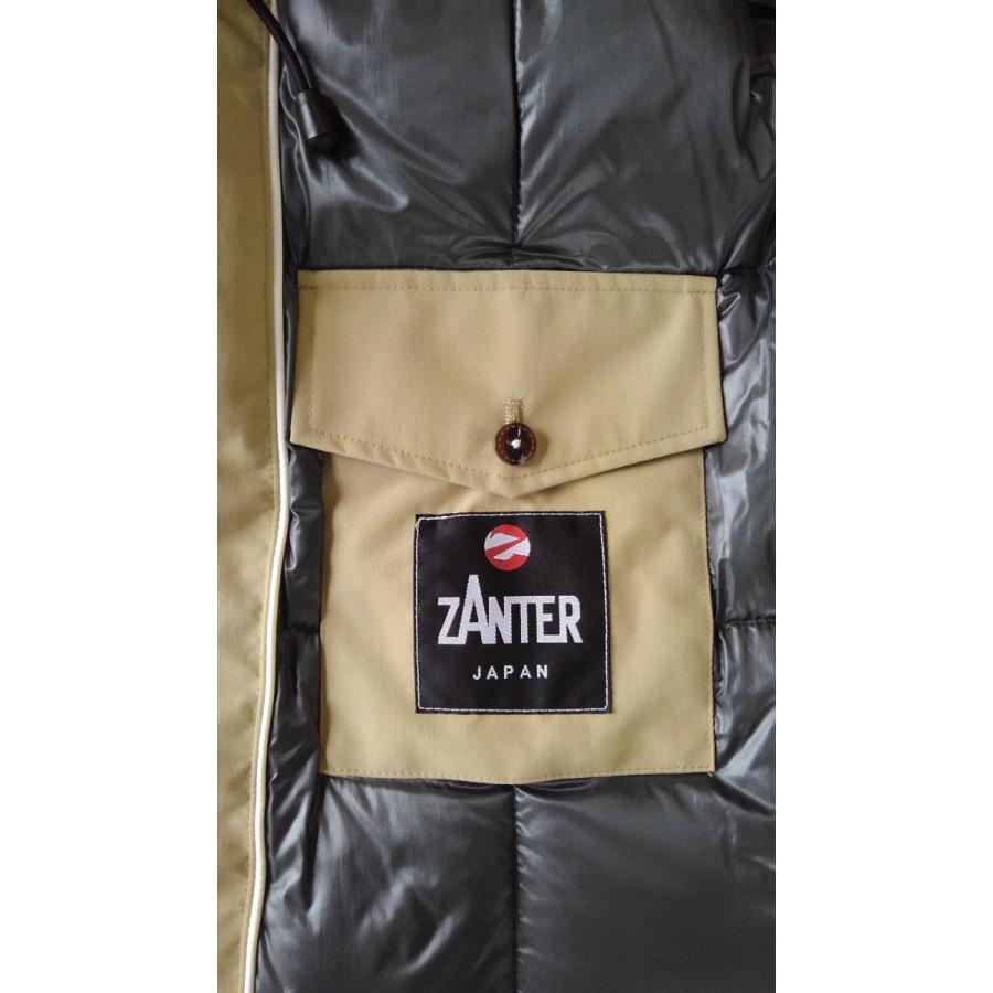 ザンター 6708 スリーレイヤーNyフードコート zanter-shop 09