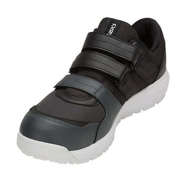 【取り寄せ】アシックス 安全靴 ウィンジョブ マジックテープ型 CP205 (ZO005) 2020年カタログ掲載モデル|zaou|09