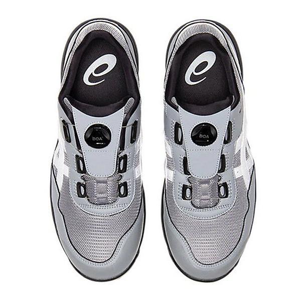 【取り寄せ】アシックス 安全靴 ウィンジョブ ローカットモデル CP209BOA (ZO003) 2020年カタログ掲載モデル|zaou|12