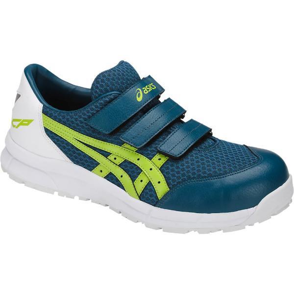 【取り寄せ】アシックス 安全靴 ウィンジョブ CP202 (ZO082) ローカット 2021年カタログ掲載モデル zaou 14