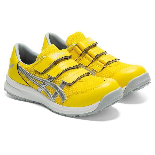 【取り寄せ】アシックス 安全靴 ウィンジョブ CP202 (ZO082) ローカット 2021年カタログ掲載モデル zaou 04