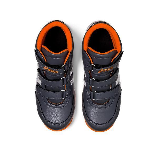 【取り寄せ】アシックス 安全靴 ウィンジョブ CP302 (ZO085) ハイカット 2021年カタログ掲載モデル|zaou|05