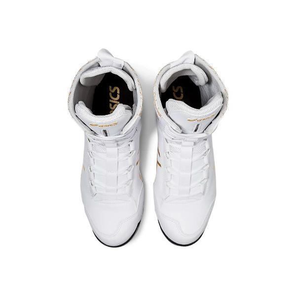 【取り寄せ】アシックス 安全靴 ウィンジョブ CP403 TS (ZO096) ハイカット 2021年カタログ掲載モデル|zaou|11