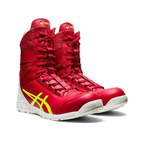 【取り寄せ】アシックス 安全靴 ウィンジョブ CP403 TS (ZO096) ハイカット 2021年カタログ掲載モデル|zaou|14