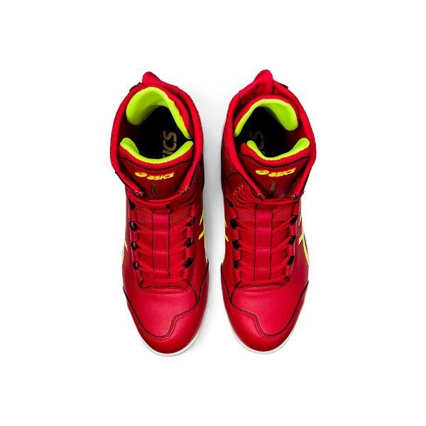 【取り寄せ】アシックス 安全靴 ウィンジョブ CP403 TS (ZO096) ハイカット 2021年カタログ掲載モデル|zaou|16