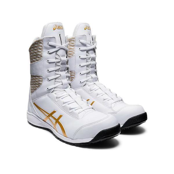 【取り寄せ】アシックス 安全靴 ウィンジョブ CP403 TS (ZO096) ハイカット 2021年カタログ掲載モデル|zaou|09