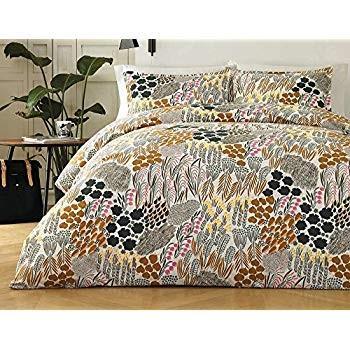 Marimekko Pieni Letto Comforter Set, King, Multi
