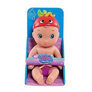 Just Play Wee Waterbabies Apple Doll Baby Doll