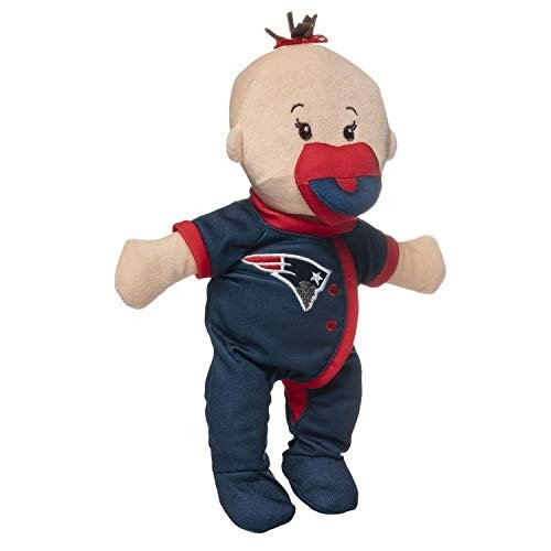 Baby Fanatic New England Patriots Wee Baby Stella Officially Licensed