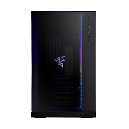 LIAN LI PC-O11 Dynamic Razer Edition Black Tempered Glass ATX Mid Towe