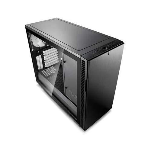 Fractal Design FD-CA-DEF-R6C-BK-TGL Computer Case Define R6 USB-C Blac