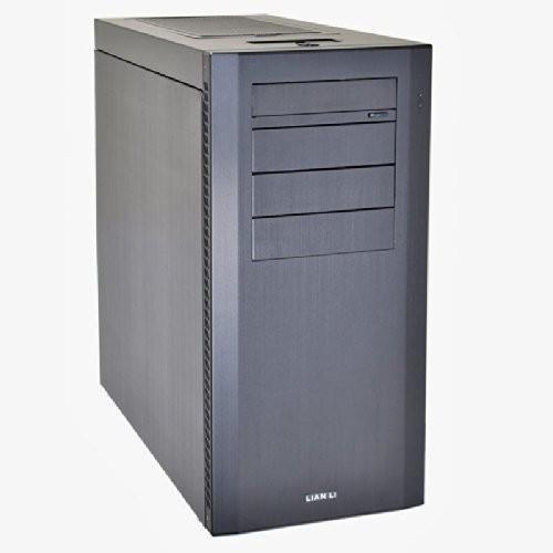 Lian-Li Case PC-A61B Mid Tower 3.5/2.5inch x6 HDD USB PSU XL-ATX/micro